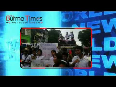 Burma Times TV Daily News 01.7.2015