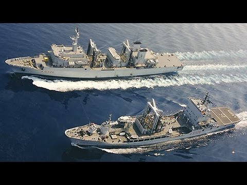 replenishing ships from China & world developed countries navy AOR-X Future Integrated Replenishment