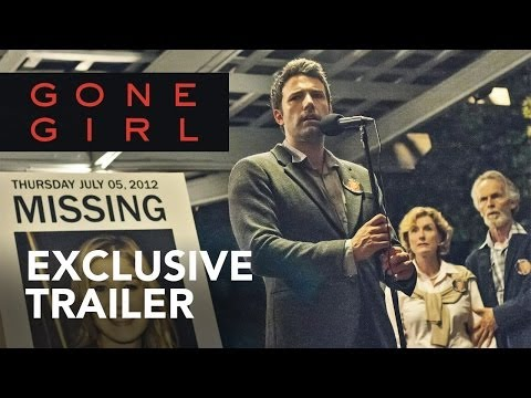 Gone Girl | Official UK Trailer HD | In Cinemas October 2014
