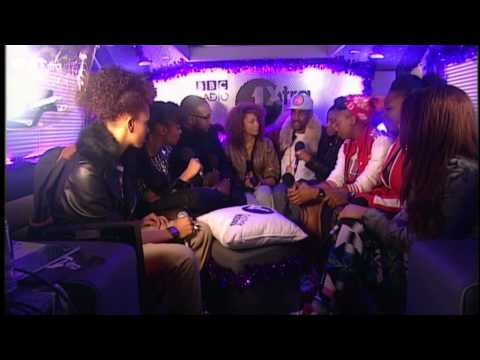 Big Sean and the UK Female Allstars chat to MistaJam | UKG, Hip-Hop