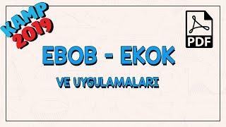 Ebob - Ekok ve Uygulamaları | Kamp2019