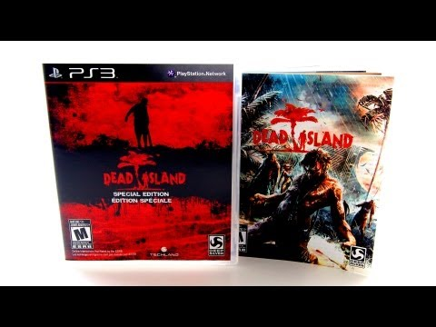Dead Island Unboxing (Special Edition) PS3