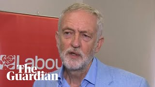 Jeremy Corbyn warns PM he is not above the law