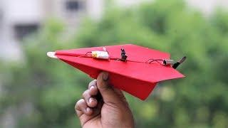 How to make a RC Paper Aeroplane