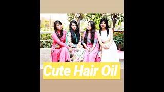Cute Hair Oil TVC