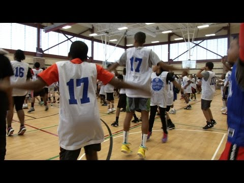 Sixers Bring Brotherly Love to Camden