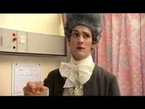 HORRIBLE HISTORIES - Historical Hospitals: Georgian Doctor
