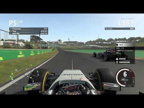 F1 2015 KFIN championship Brazil
