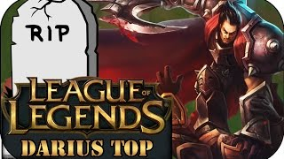 HAT DER NERF DARIUS ZERSTÖRT??? | League of Legends Gameplay deutsch