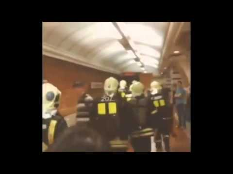 MOSCOW SUBWAY CRASH