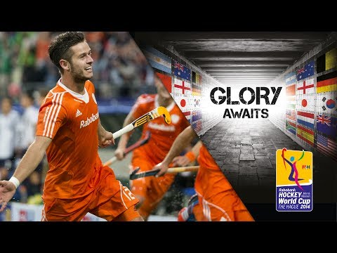 Netherlands vs Korea - Men's Rabobank Hockey World Cup 2014 Hague Pool B [03/6/2014]