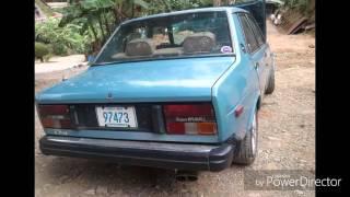 Fiat 131 1978 supermirafiori project