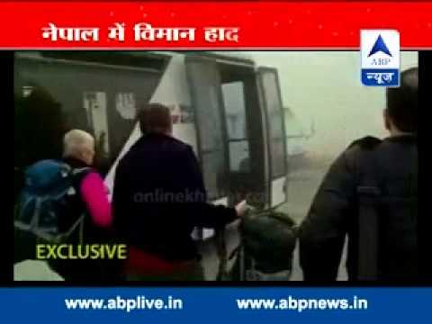 Turkish Airlines flight crash-lands on Nepal runway amid dense fog
