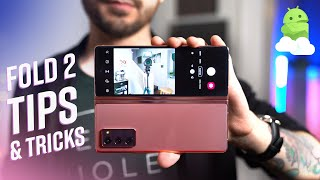 Galaxy Z Fold 2 Tips & Tricks: Top Features!