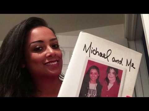 Shana Mangatal and Michael Jackson- Stories from the set of