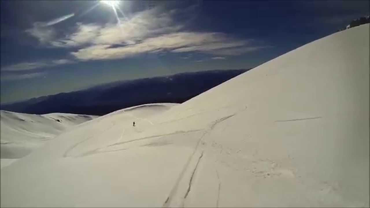 Skiing Avalanche Gulch mt Shasta Shasta Avalanche Gulch