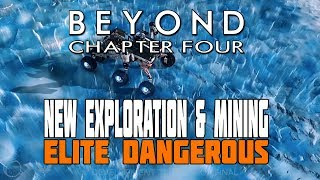 Elite Dangerous - Space Storms, Exploding Asteroids, Exploration Probes - New Chapter Four Reveals