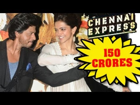 Chennai Express earns RECORD BREAKING 150 crores!