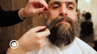 Best Beard Trim for Viking Hair Style | Cut and Grind