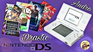 MODS DRASTIC FULL | NINTENDO DS | VARIAS VERSIONES #NO ROOT 2017