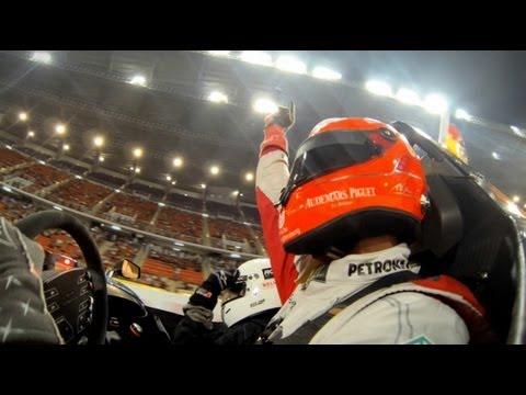 GoPro: Race of Champions 2012 - Bangkok, Thailand