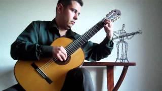 Wedding Guitarist in Albuquerque. Un Dia de Noviembre played by Omar Villanueva