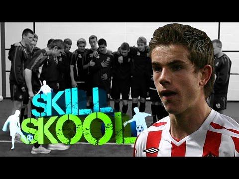 Soccer AM Gold: Jordan Henderson Skill Skool