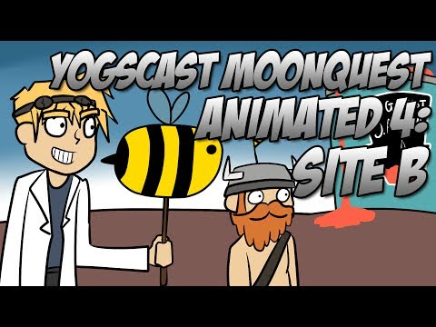 Yogscast Moonquest animated 4: Site B video