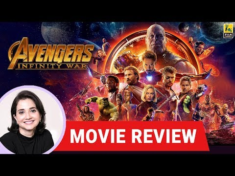 Anupama Chopra's Movie Review Of Avengers: Infinity War | Anthony Russo | Joe Russo