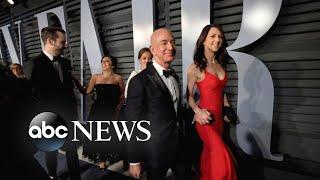 World's richest couple announces decision to divorce