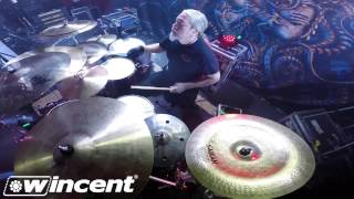 Tomas Haake - Wincent Drumcam Spotlight