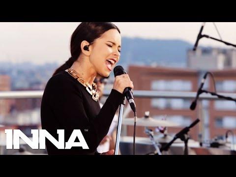 INNA - Low (Rock the Roof @ Barcelona)