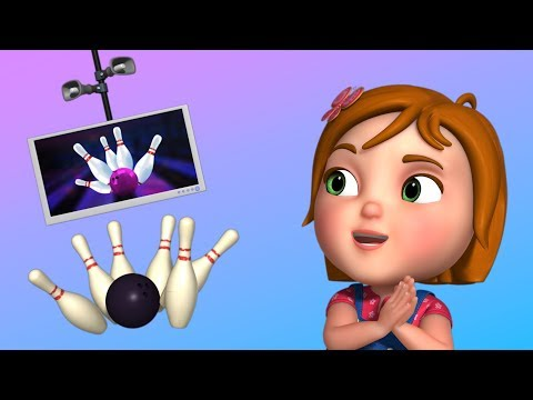 TooToo Girl - Bowling Episode | Cartoon Animation For Kids | Videogyan Kids Shows | Comedy Series