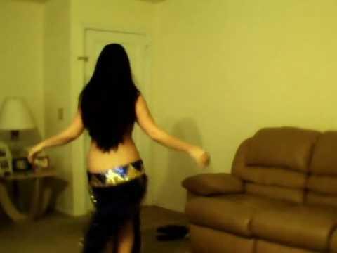 Laken The Bellydancer 6 video