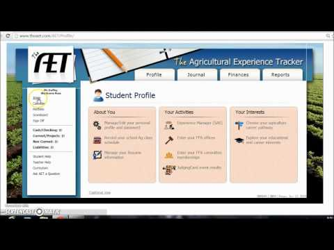 Intro to AET