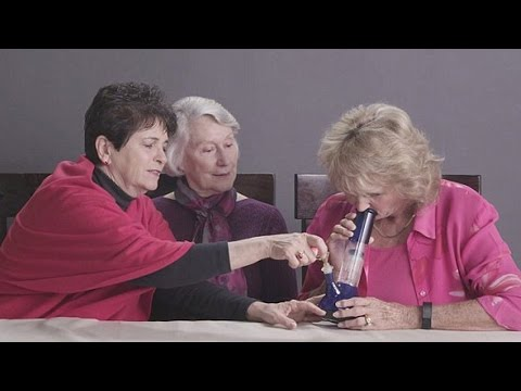 Grandmas Smoking Pot For The First Time (Hilariously Adorable Video)
