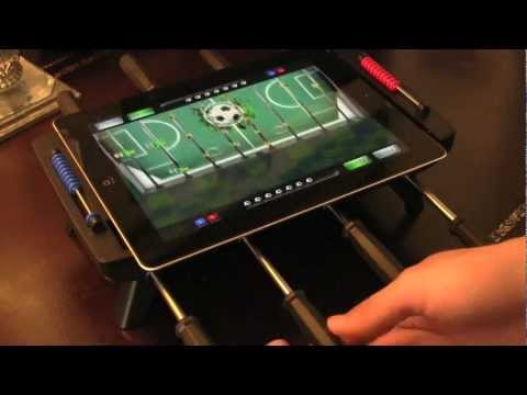 Classic Match Foosball iPad Review