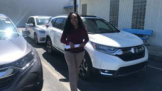 Honda CR-V for Thomas from Mary Elizabeth at Tameron Honda of Hoover