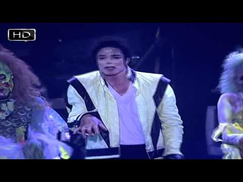 Michael Jackson HWT Live In Munich Thriller HD
