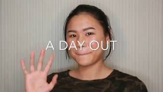 Under 10  minutes EASY day out makeup tut | King Cempaka