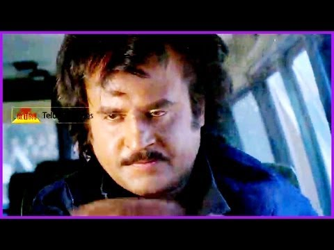 Rajnikanth Attacked By Goons While Going To Court - Raja Chinna Roja Telugu Movie video
