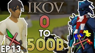 0 to 500B Without Staking on Ikov RSPS #13 - HUGE Upgrades! + 50B Giveaway!