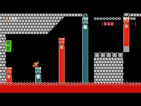 Download Passive PePanga: Calamity Castle - Beating Super Mario Maker 2's HARDEST Levels! Mp4 baru