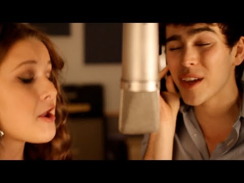 We Are Young - Fun - Official Acoustic Music Video - Savannah Outen & Max Schneider video