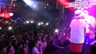 Stupcat live show @ Diamonds Club / 5 Tetor 2014