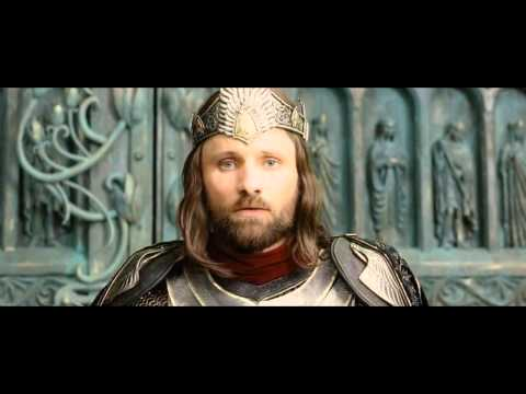 [HD] LOTR Aragorn's Song Music Videos