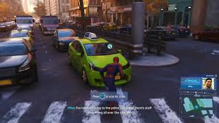All Miles Morales Scenes Spider-Man PS4 Silver Lining Final DLC