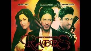 Sharuk khan new film Raees song