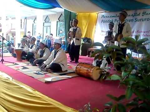 Marawis Al-barkah - Ya Asyiqol Musthofa video
