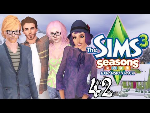 Let's Play The Sims 3 Seasons - Ep. 42 - Summer Gnome!
